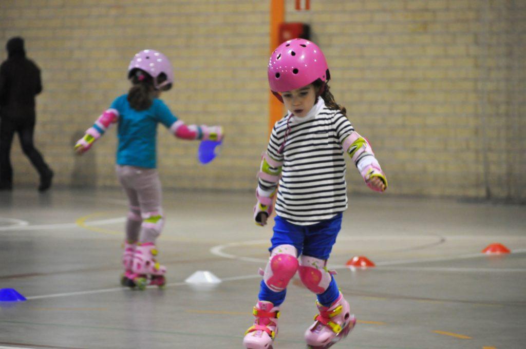 Escuela de patinaje Zaragoza para colegios y extraescolares