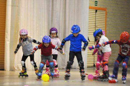 Escuela de patinaje en Zaragoza para actividades extraescolares