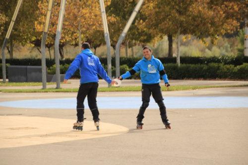 Escuela de patinaje en Zaragoza para aprender a patinar