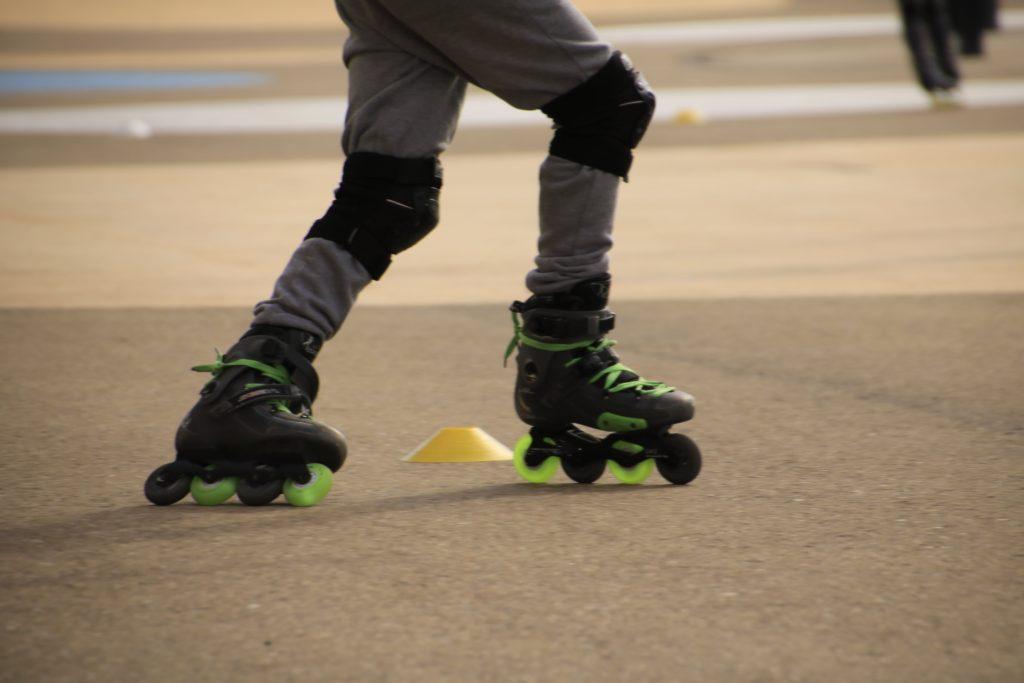 Escuela de patinaje en Zaragoza patinar en linea