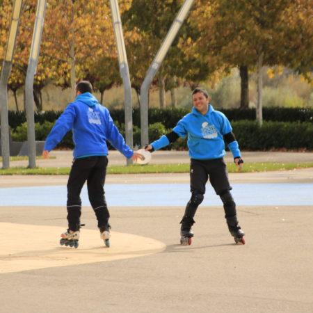 clases de patinaje en zaragoza particulares