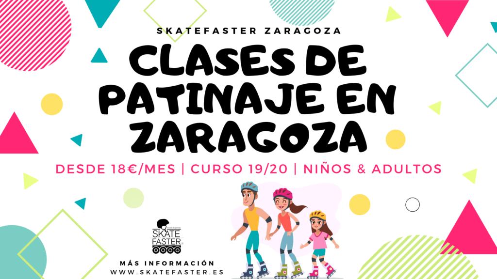 Clases de patinaje en zaragoza 2019 niños y adultos skatefaster