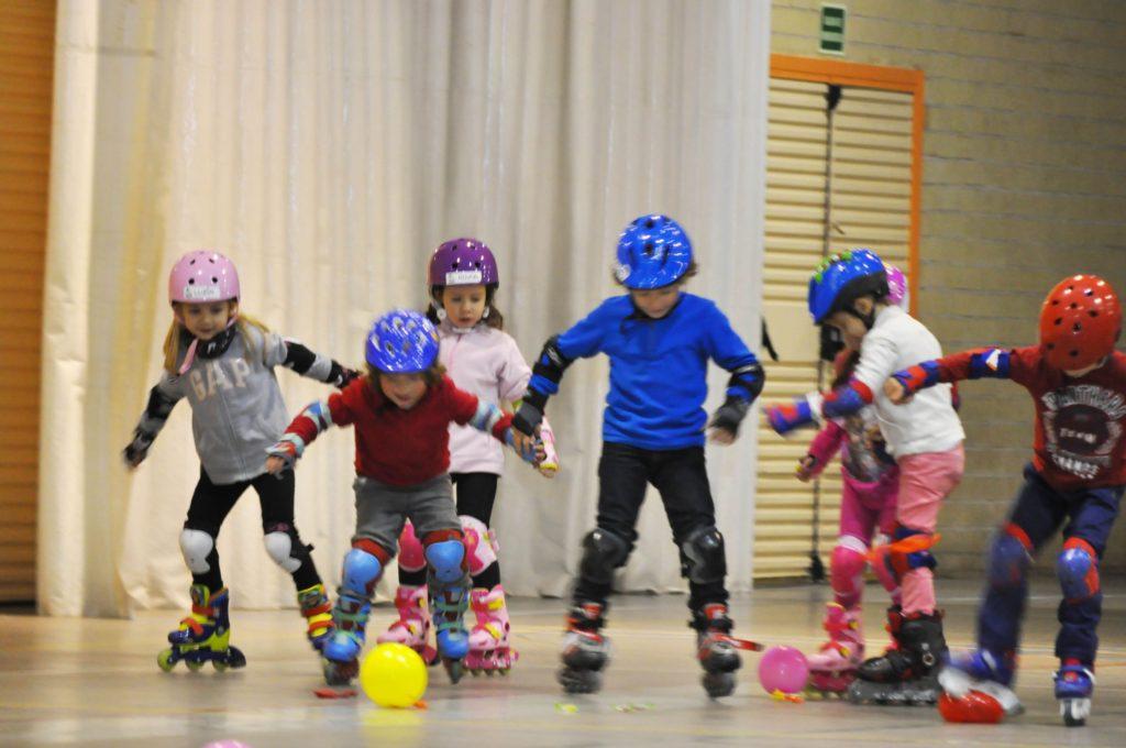 Clases de patinaje en Las Delicias Zaragoza niños y adultos skatefaster patinar