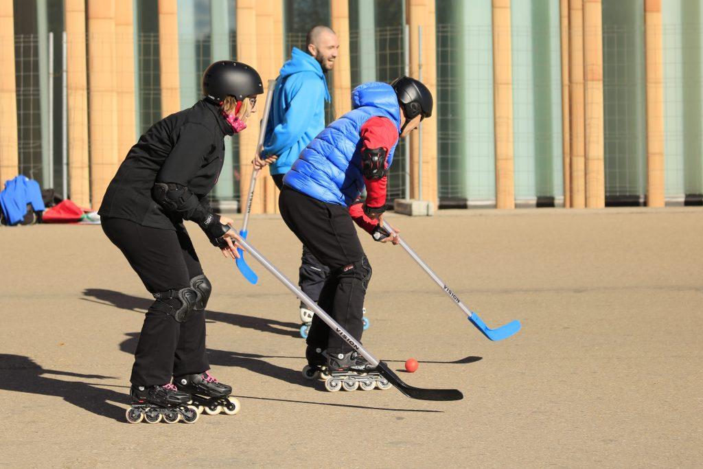 Clases de patinaje en Las Delicias patinar en Zaragoza escuela de patinaje